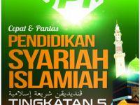 Rpt Pendidikan Syariah islamiah Tingkatan 4 Baik Pendidikan Syariah islamiah Tingkatan 5