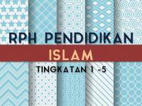 Rpt Pendidikan Syariah islamiah Tingkatan 4 Bermanfaat Perkongsian Percuma Rph Lengkap Pendidikan islam Tingkatan 1 5