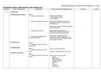 Rpt Reka Bentuk Dan Teknologi Tingkatan 3 Penting Rancangan Pengajaran Kh Teras Tingkatan 3