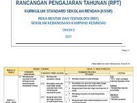 Rpt Reka Bentuk Teknologi Tahun 5 Hebat Rpt Rbt T5