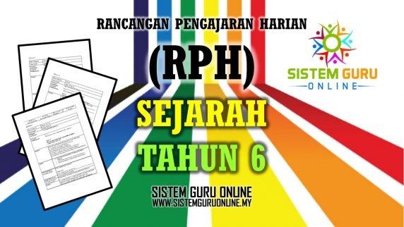 Rpt Sejarah Tahun 6 Bernilai Rph Sejarah Tahun 6 Of Muat Turun Rpt Sejarah Tahun 6 Yang Berguna Khas Untuk Para Ibubapa Dapatkan!
