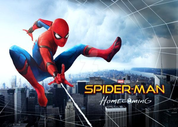 spider man homecoming new tv spots and posters