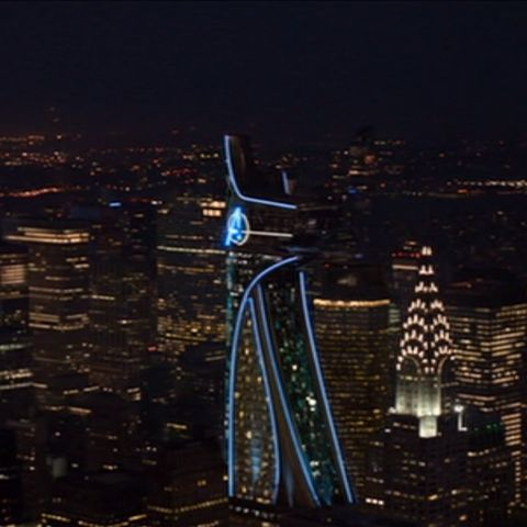 avengers tower sh png