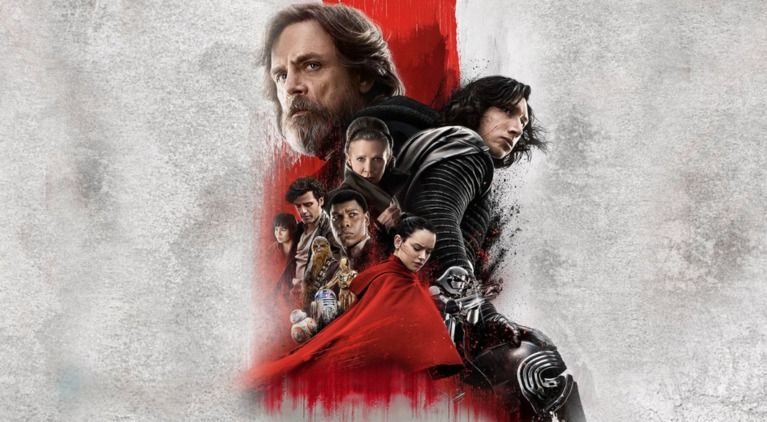 Star Wars the Last Jedi Poster Baik Star Wars the Last Jedi Ending Explained