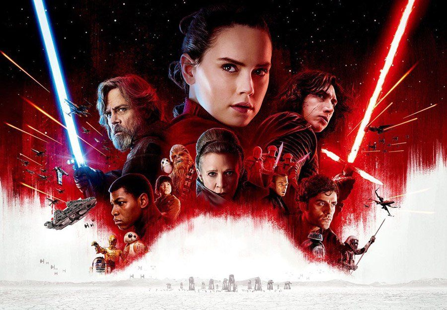 Star Wars the Last Jedi Poster Meletup Star Wars the Last Jedi Japanese Website Emphasizes the Stories