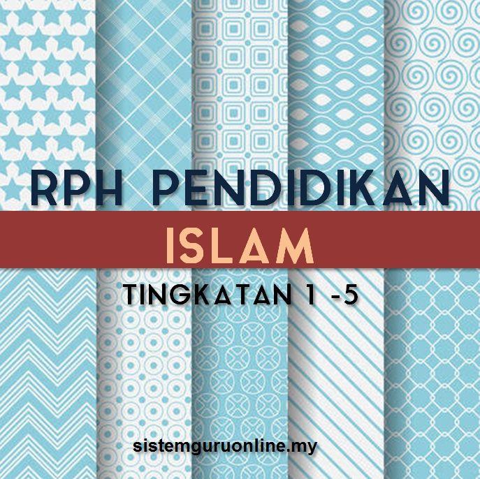 download rpt pendidikan syariah islamiah tingkatan 4 bernilai perkongsian percuma rph lengkap pendidikan islam tingkatan 1