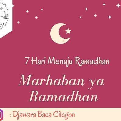 Teka Silang Kata Berkaitan Ramadhan Hebat Images About Literasibergerak On Instagram