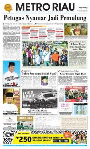 Teka Silang Kata Harian Metro Berguna 130513 by Harian Pagi Metro Riau issuu