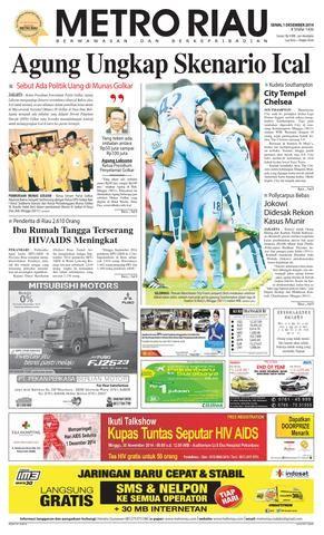 Teka Silang Kata Harian Metro Penting 01122014 by Harian Pagi Metro Riau issuu