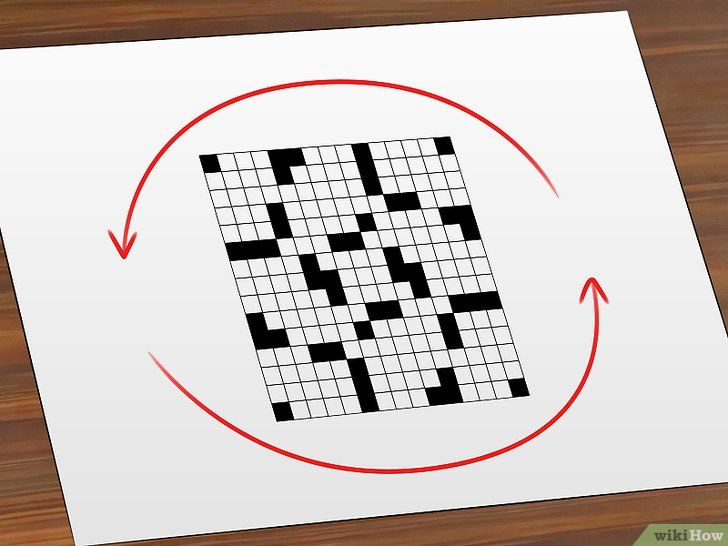 gambar berjudul make crossword puzzles step 11