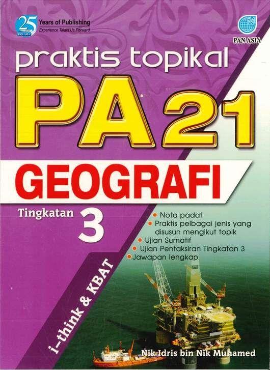 praktis topikal pa21 geografi tingkatan 3