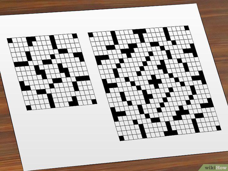 bagian 3 membuat teka teki silang resmi gambar berjudul make crossword puzzles step 10