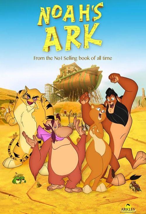 Animation Poster Berguna Movie Poster for Noah S Ark Flicks