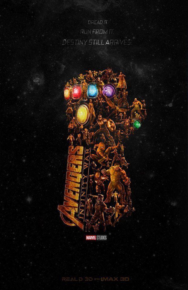 Avenger Infinity War Poster Berguna Pin Od Poua A Vatea A Weird Space Na Nastenke Infinity War Pinterest