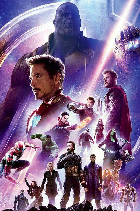Avenger Infinity War Poster Bermanfaat Pin Od Alittleflower Na Marvel Pinterest Avengers Avengers