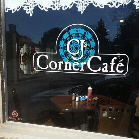cj s corner cafe