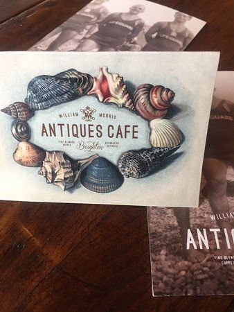 the antiques cafe very stylish cafe in the heart of kemptown