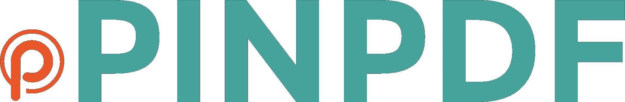 pinpdf logo png