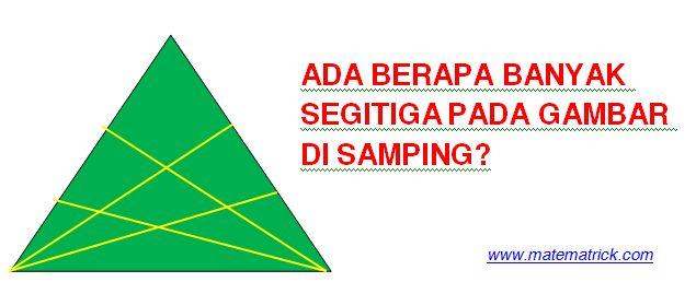 teka teki segitiga