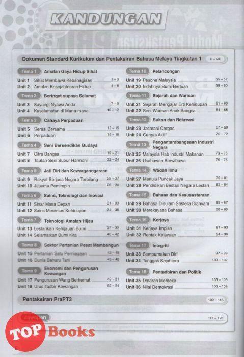 Download Dskp Bahasa Melayu Tingkatan 1 Hebat Pep 19 Modul Pentaksiran Prima Bahasa Melayu Kssm Tingkatan 1