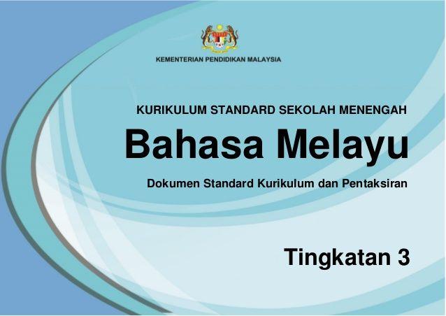Download Dskp Bahasa Melayu Tingkatan 3 Power 001 Dskp Kssm Bahasa Melayu Tingkatan 3
