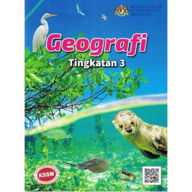 Download Dskp Geografi Tingkatan 3 Meletup Buku Teks Geografi Tingkatan 3 Shopee Malaysia
