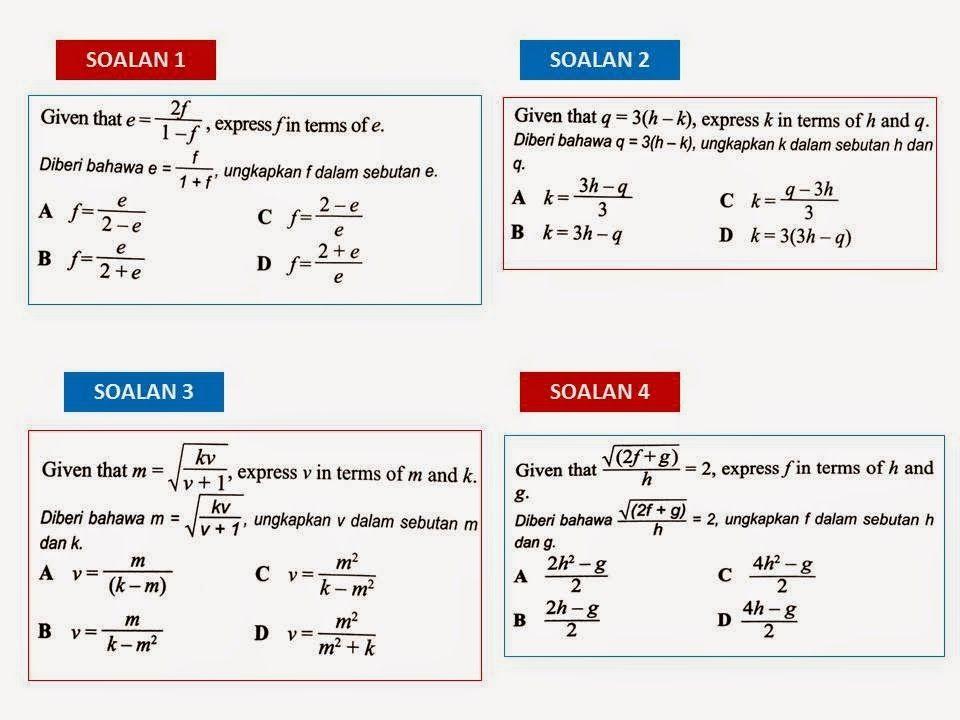 Download Dskp Matematik Tambahan Tingkatan 4 Terbaik Himpunan Latihan Matematik Tingkatan 4 Yang Penting Khas Untuk Guru