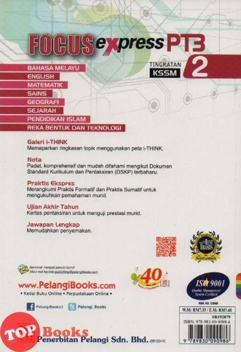 Download Dskp Pendidikan Jasmani Dan Kesihatan Tingkatan 2 Bernilai Pelangi 19 Focus Express Pt3 Reka Bentuk Dan Teknologi Kssm