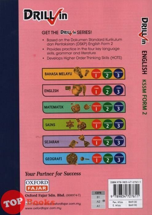 Download Dskp Pendidikan Muzik Tingkatan 2 Power Oxfordfajar 19 Drill In English Skill Practice Kssm Ting 2