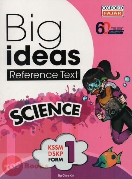 Download Dskp Reka Cipta Tingkatan 5 Bernilai Big Ideas Reference Text Science form 1