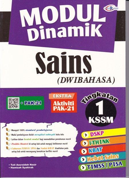 Download Dskp Sains Tingkatan 3 Terhebat Modul Dinamik Sains Tingkatan 1