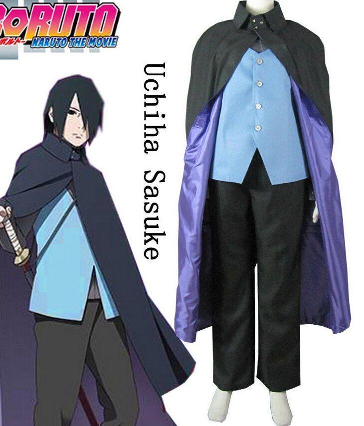 boruto naruto uchiha sasuke yang film boruto naruto konoha gugatan anime cosplay costume film