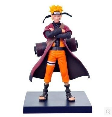 Lukisan Naruto 3d Di Kertas Terhebat A Naruto Naruto Uzumaki Merakit Mainan Model Anime Model Kit