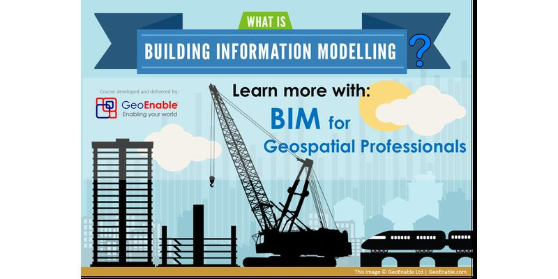 bim for geospatial professionals