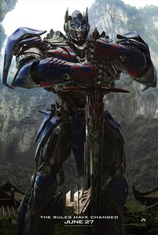 transformers hub transformers age of extinction two more character posters