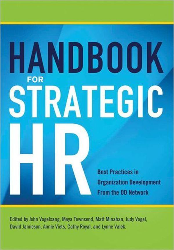 Poster Penghijauan Berguna Handbook for Strategic Hr Best Practices In organization