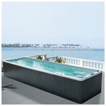 m 3325 china outdoor long type acrylic swimming spa big tub m 3325 manufacturer supplier fob price is usd 14670 0 26667 0 set