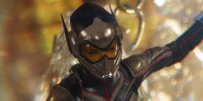 ant man and the wasp a
