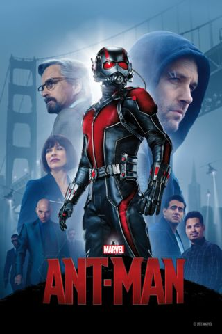 Ant Man and the Wasp Poster Penting Ant Man On iTunes