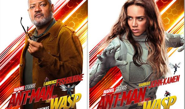 Ant Man and the Wasp Poster Power Ant Man and the Wasp Age Rating How Old Do You Have to Be to Watch