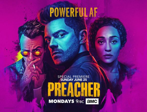 preacher tv show on amc season 2 ratings canceled or renewed for season 3