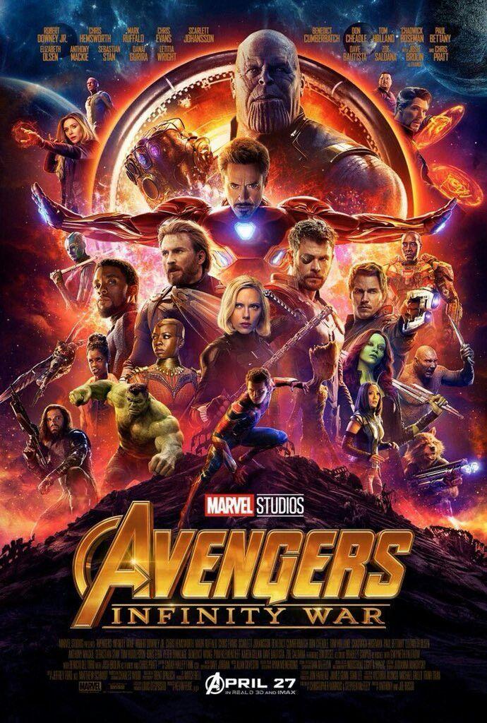 Avenger Poster Penting New Poster Avengersinfinitywar Marvel Harry Potter Random Memes