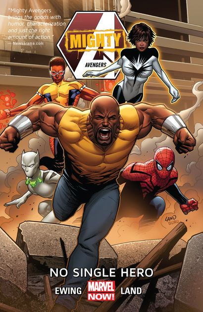 Avengers Poster Penting Mighty Avengers Vol 1 by Al Ewing On Apple Books
