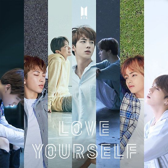 Bts Love Yourself Poster Power ask K Pop Bts Exo Lay Nct 127 Rm and Wanna One Rank High On