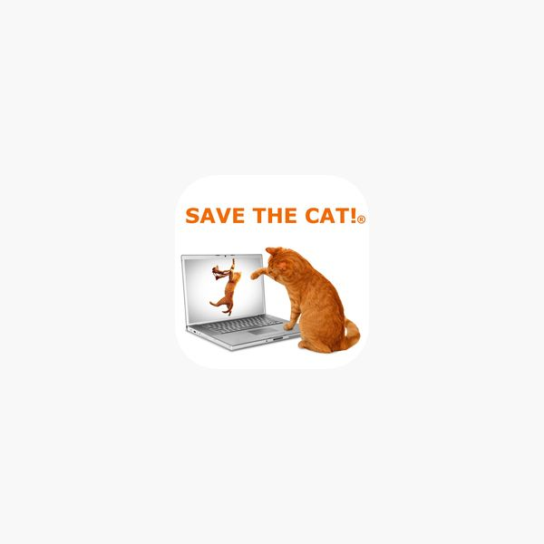 Cat Poster Terhebat Save the Cat On the App Store