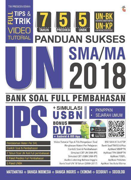 Contoh Poster Bahasa Inggris Berguna Jual Buku Pendidikan Panduan Sukses Un Sma Ma 2018 Di Lapak