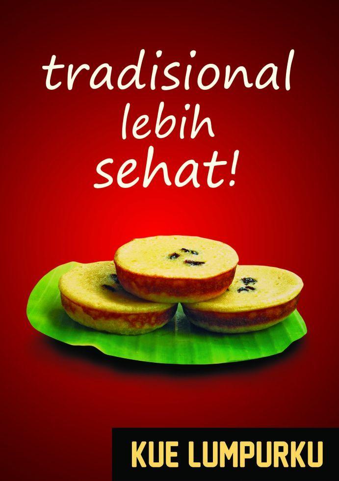 contoh poster makanan