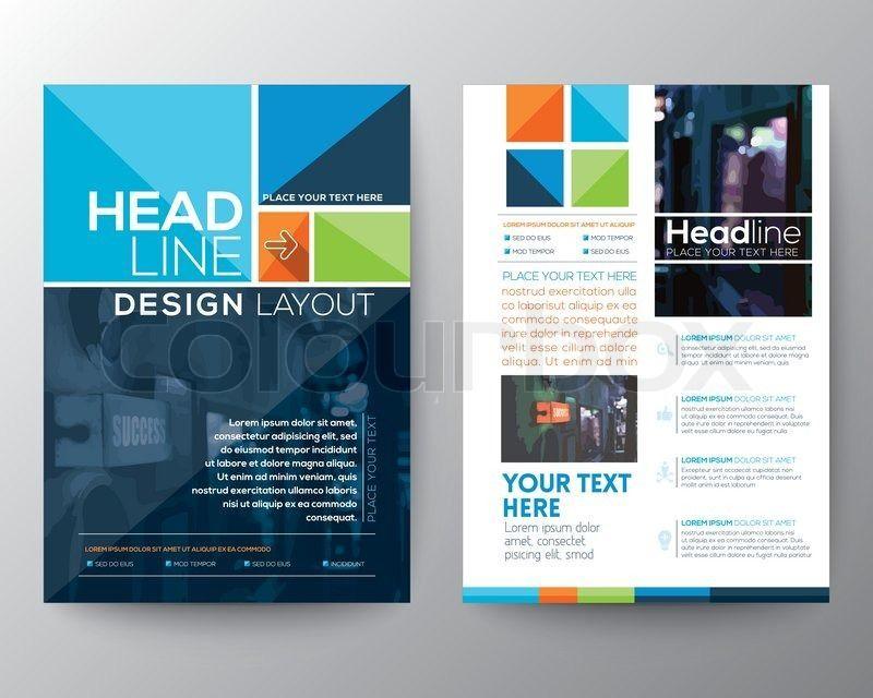 free sample brochure design templates blank pamphlet template poster flyer layout design