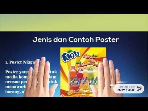 Contoh Slogan Dan Poster Hebat Himpunan Terbesar Contoh Poster Niaga Yang Bernilai Dan Boleh Di
