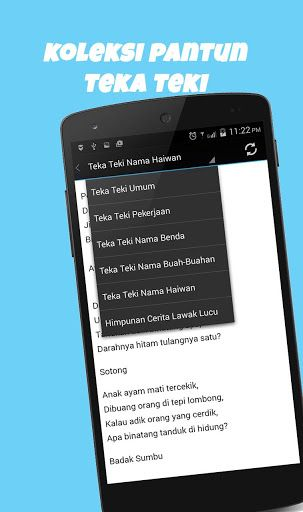 pantun teka teki screenshot 3
